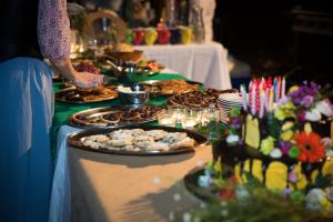Hobbit Birthday Party